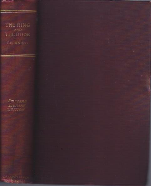 Image for The Ring and the Book