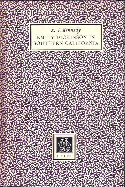 Image for Emily Dickinson in Southern California