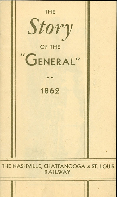 "Image for The Story of the ""General"" 1862"