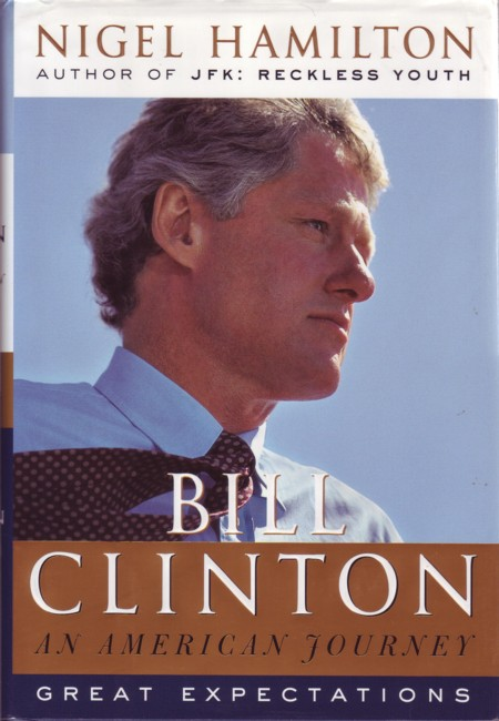 Image for Bill Clinton an American Journey
