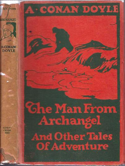 Image for The Man from Archangel And Other Tales of Adventure