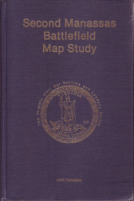 Image for Second Manassas Battlefield Map Study