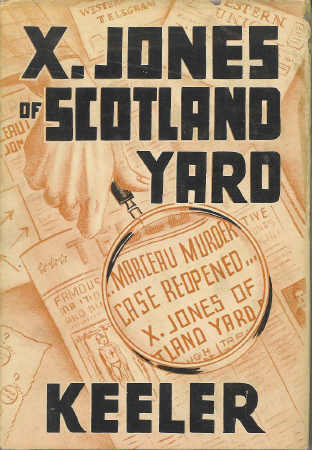 Image for X. Jones of Scotland Yard