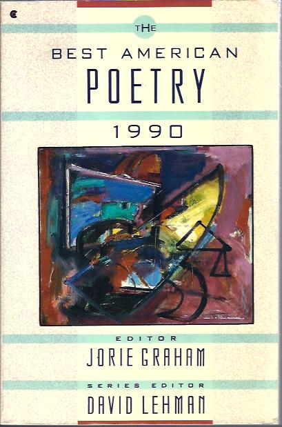 Image for The Best American Poetry 1990