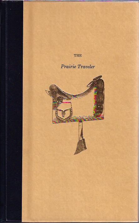 Image for The Prairie Traveler A Handbook for Overland Expeditions 1859