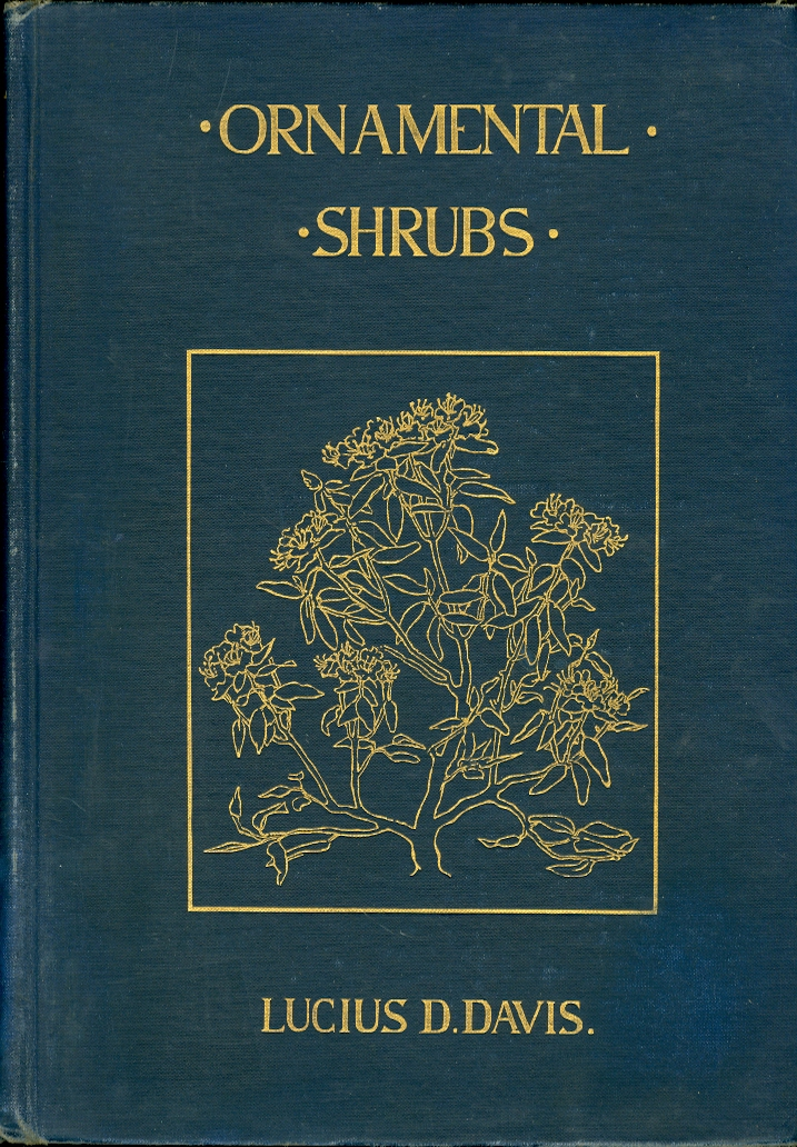 Image for Ornamental Shrubs for Garden, Lawn, and Park Planting With an Account of the Origin, Capabilities, and Adaptations of the Numerous Species and Varieties, Native and Foreign, and Especially of the Rare Sorts, Suited to Cultivation in the United States