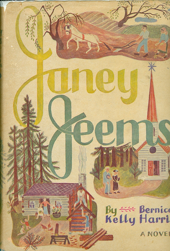 Image for Janey Jeems