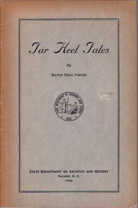 Image for Tar Heel Tales
