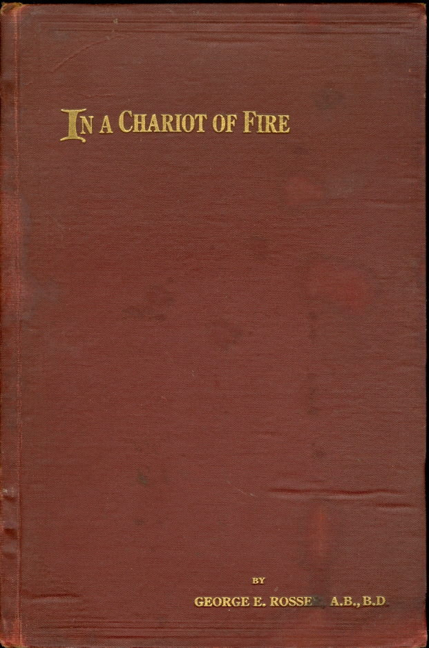 Image for In a Chariot of Fire