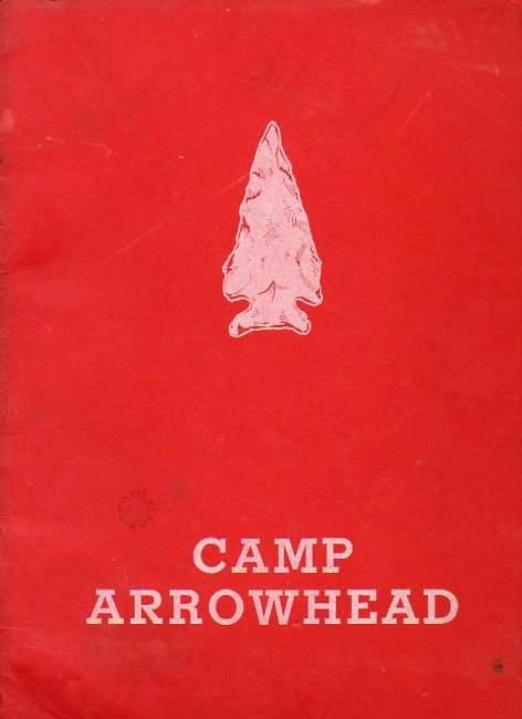 Image for Camp Arrowhead for Boys, Tuxedo NC, 1960 Catalogue