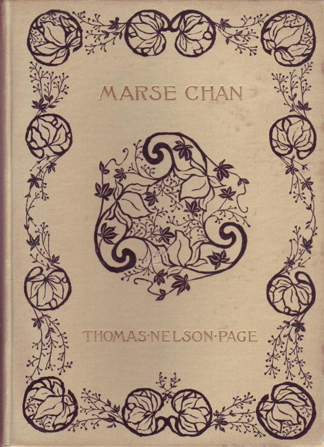 Image for Marse Chan:  A Tale of Old Virginia