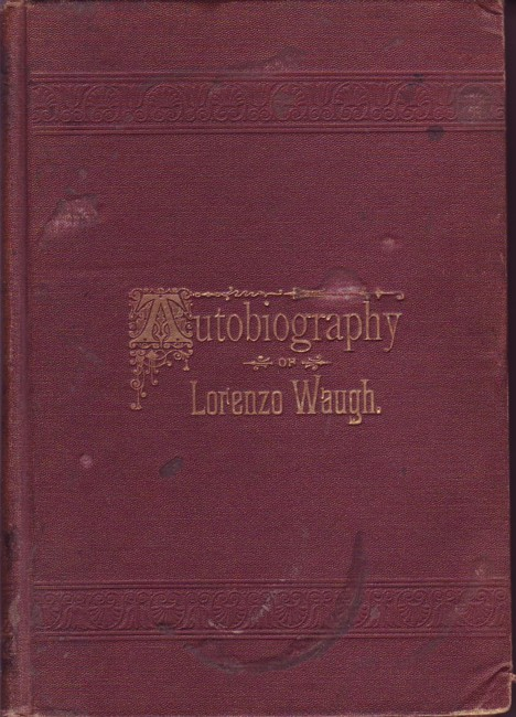 Image for Autobiography of Lorenzo Waugh