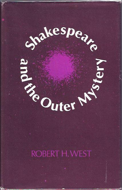 Image for Shakespeare and the Outer Mystery