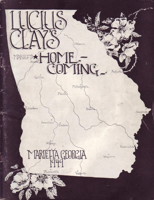 Image for Lucius Clay's Home-Coming, Marietta, Georgia 1949