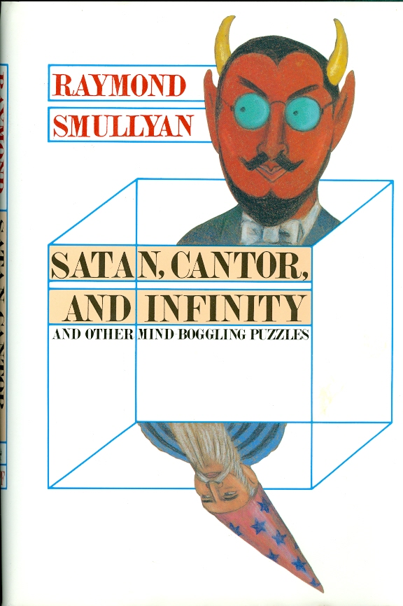 Image for Satan, Cantor, and Infinity And Other Mind Boggling Puzzles
