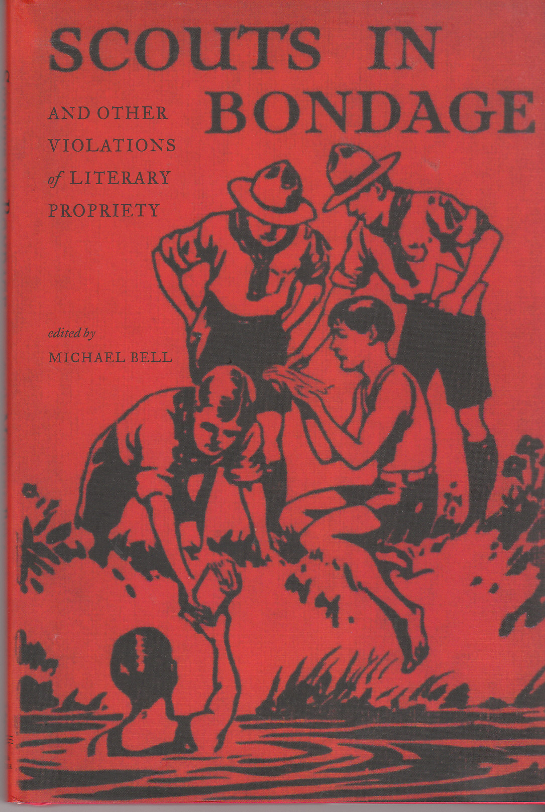 Image for Scouts in Bondage And Other Violations of Literary Propriety
