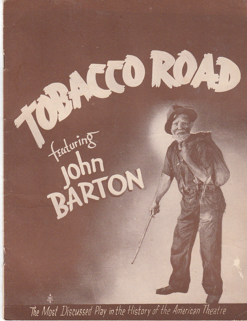 Image for Tobacco Road Program
