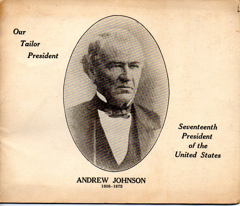 Image for Life of Andrew Johnson Seventeenth President of the United States