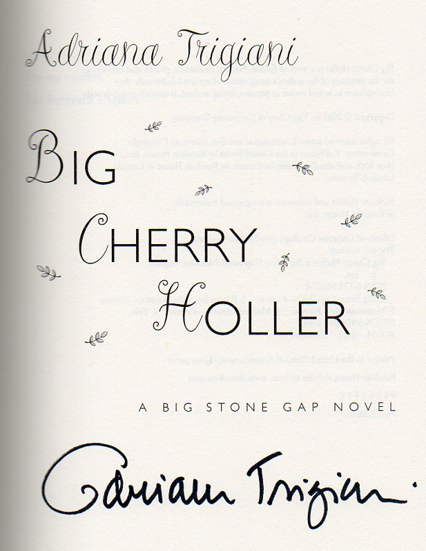 Image for Big Cherry Holler