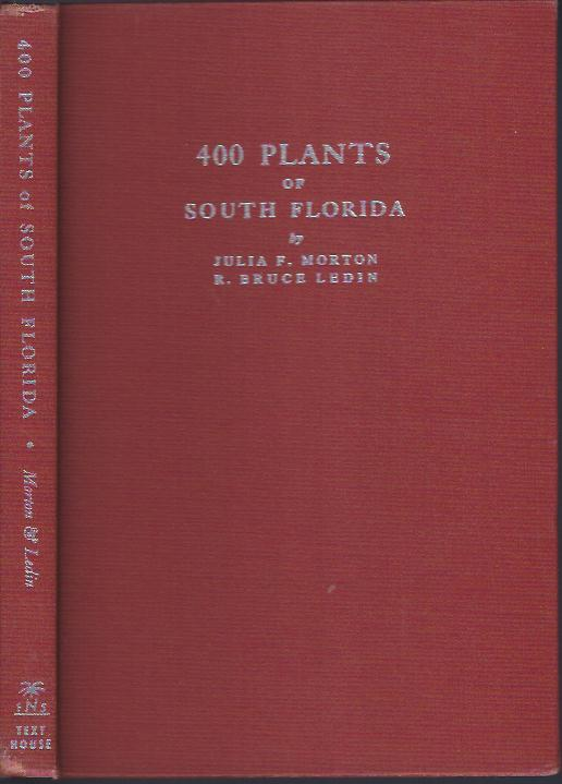 Image for 400 Plants of South Florida