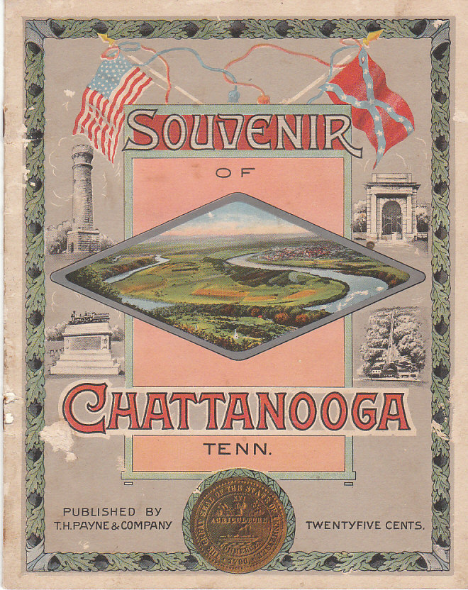 Image for Souvenir of Chattanooga Tennessee