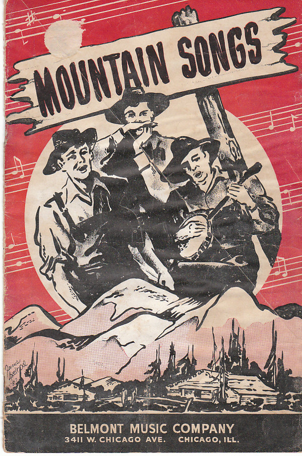 Image for Mountain Songs