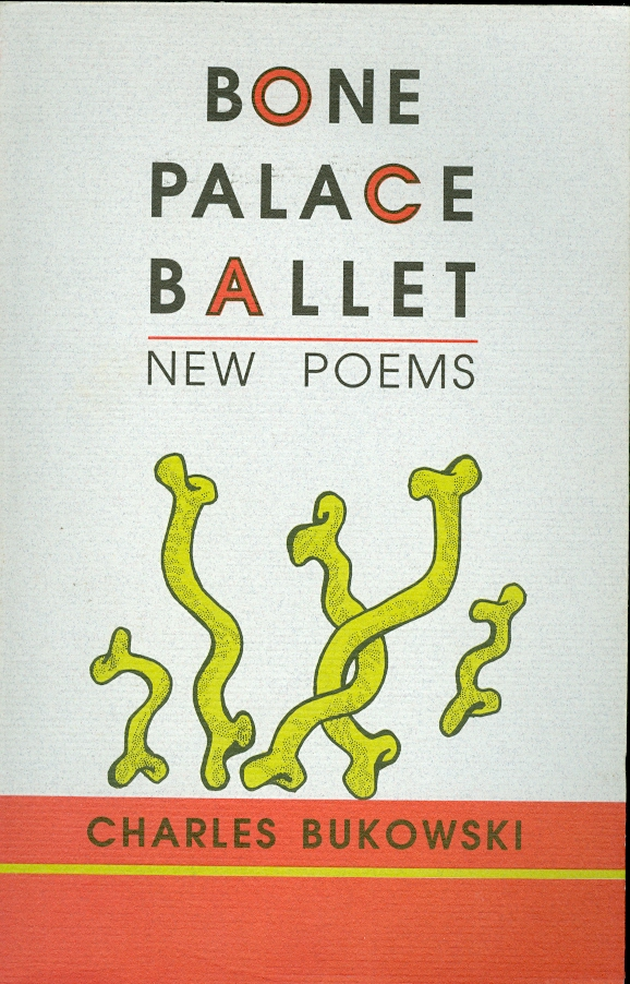 Image for Bone Palace Ballet New Poems