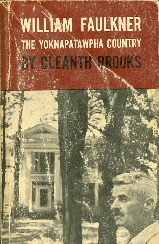 Image for William Faulkner: the Yoknapatawpha Country