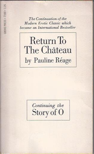 Image for Return to the Chateau