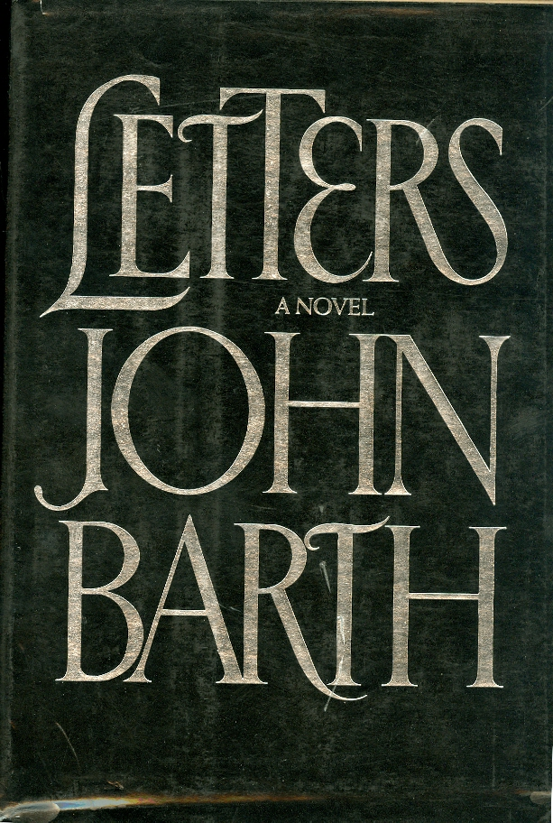 Image for Letters A Novel