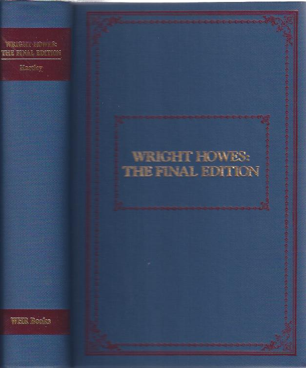 Image for : Wright Howes the Final Edition