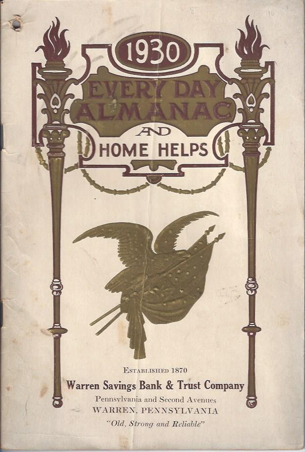 Image for Everyday Almanac and Home Helps