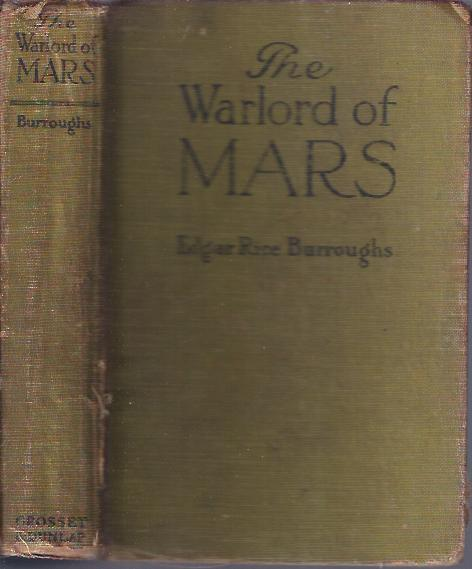 Image for The Warlord of Mars
