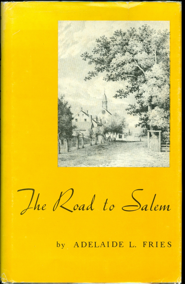 Image for The Road to Salem