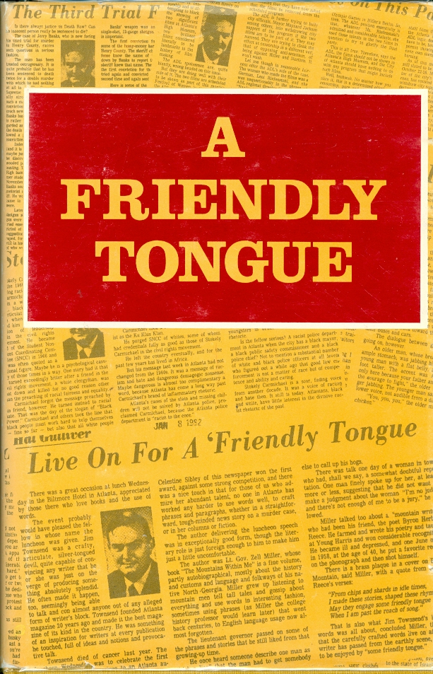 Image for A Friendly Tongue