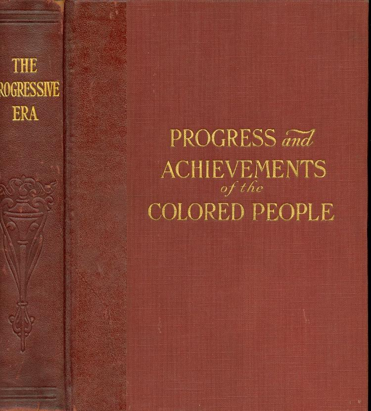 Image for Progress and Achievements of the Colored People