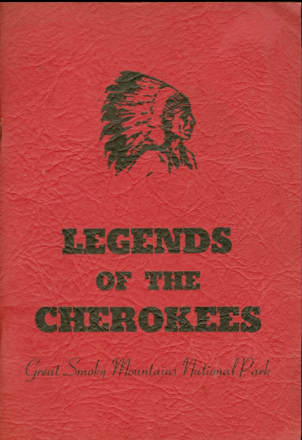Image for Legends of the Cherokee