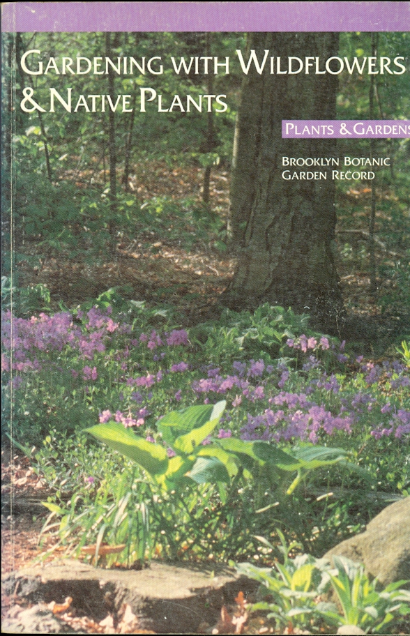 Image for Gardening with Wildflowers & Native Plants