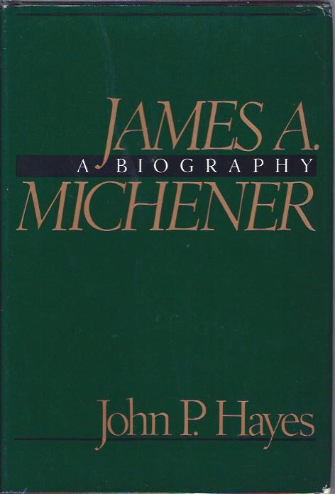 Image for James A. Michener a Biography