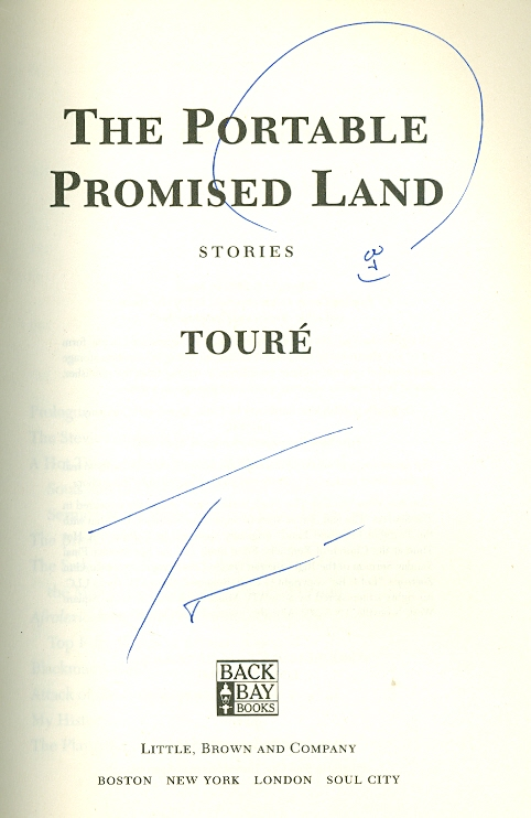 Image for The Portable Promised Land