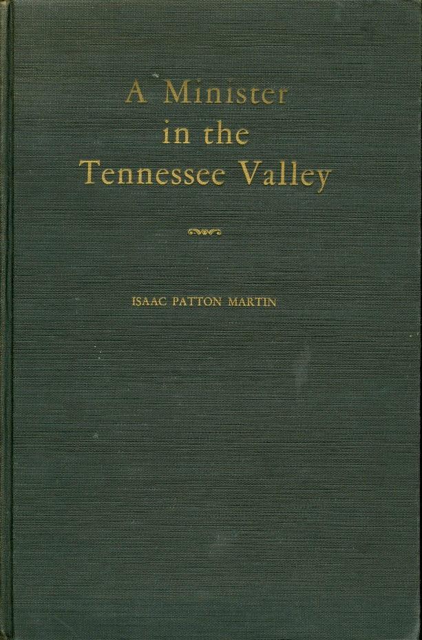 Image for A Minister in the Tennessee Valley