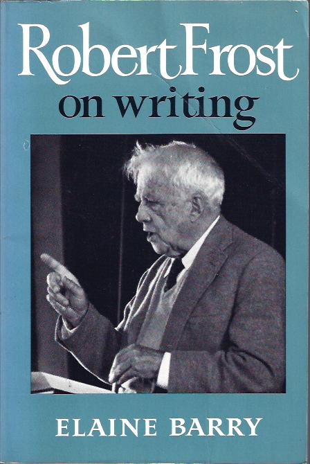 Image for Robert Frost on Writing