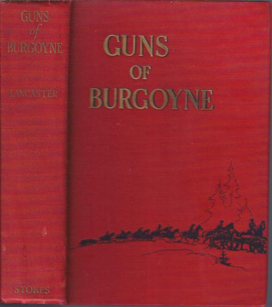 Image for Guns of Burgoyne
