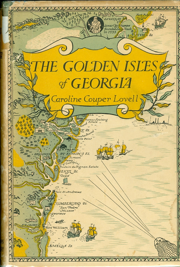 Image for The Golden Isles of Georgia