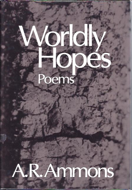 Image for Worldly Hopes Poems