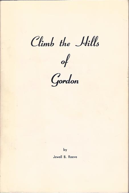 Image for Climb the Hills of Gordon