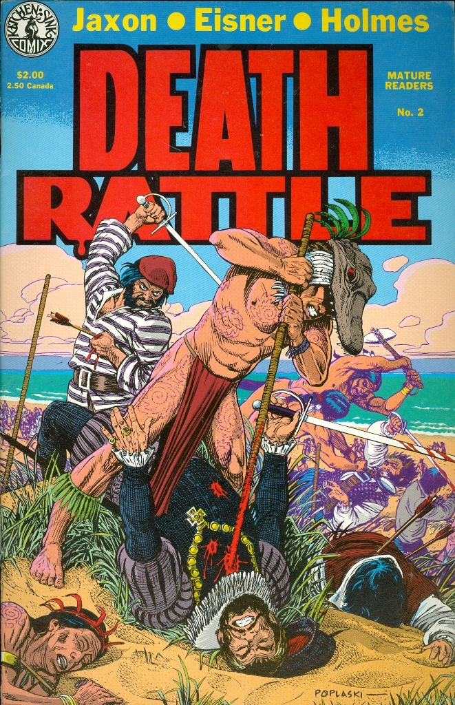 Image for Death Rattle