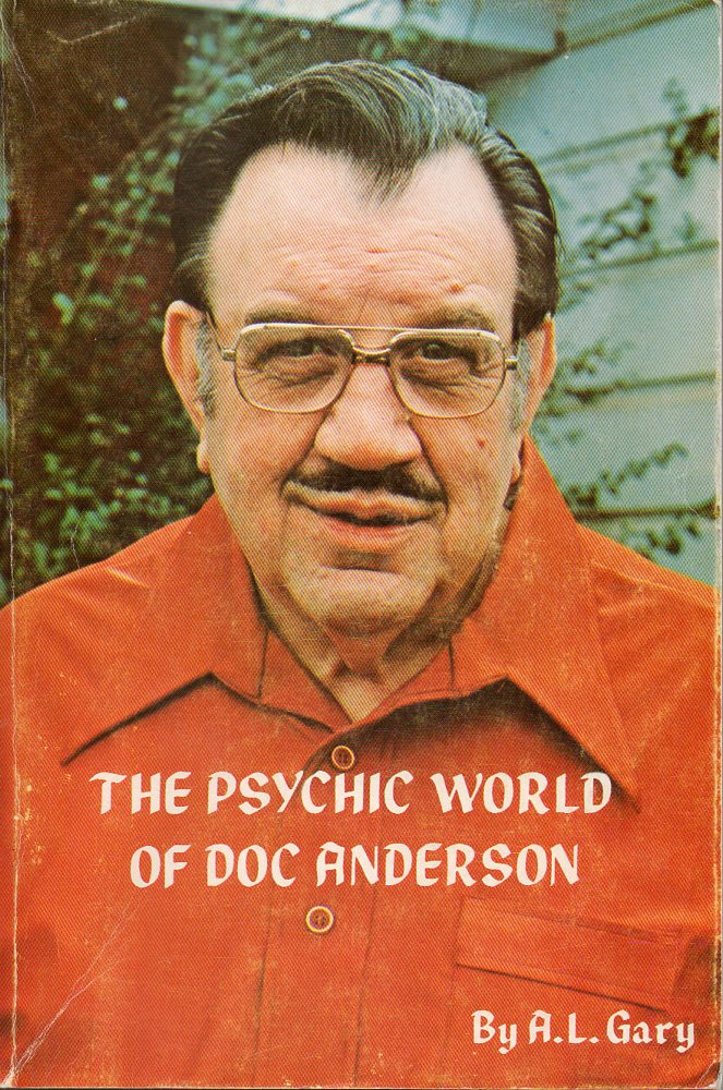 Image for The Psychic World of Doc Anderson