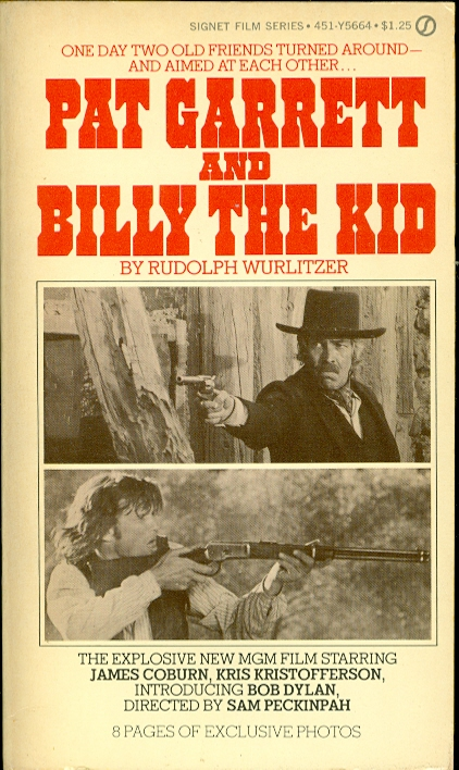 Image for Pat Garrett and Billy the Kid