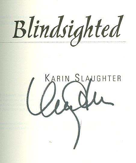 Image for Blindsighted